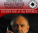 Golden Age of the Republic: Secret Agendas