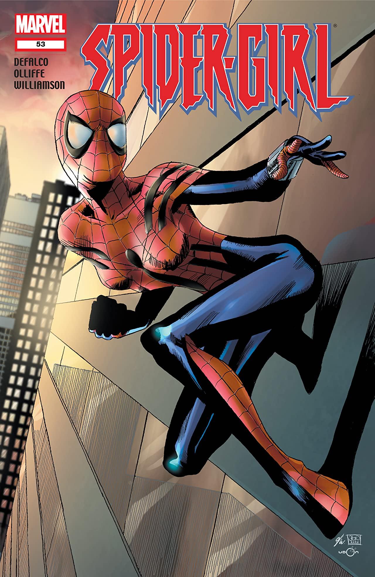 Spider girl vol 1 53 marvel comics database wikia