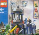 8799 Knights' Castle Wall