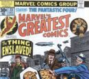 Marvel's Greatest Comics Vol 1 73