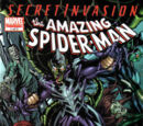 Secret Invasion: The Amazing Spider-Man Vol 1 1