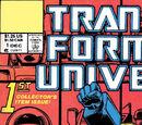 Transformers Universe Vol 1 1