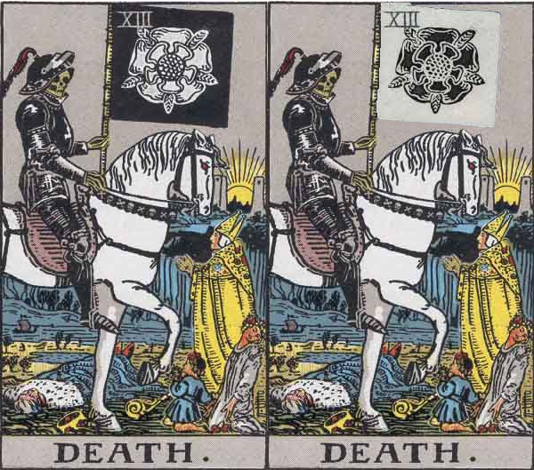 symbolism reincarnation and death card king John hogue as the reincarnation of nostradamus  all meaning was discarded with the din of shredding metal and shattered glass falling away  and in some rare .