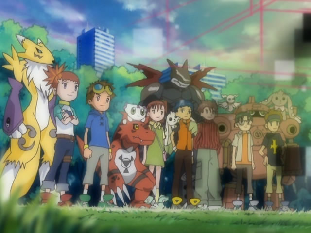 Digimon Tamers Castellano