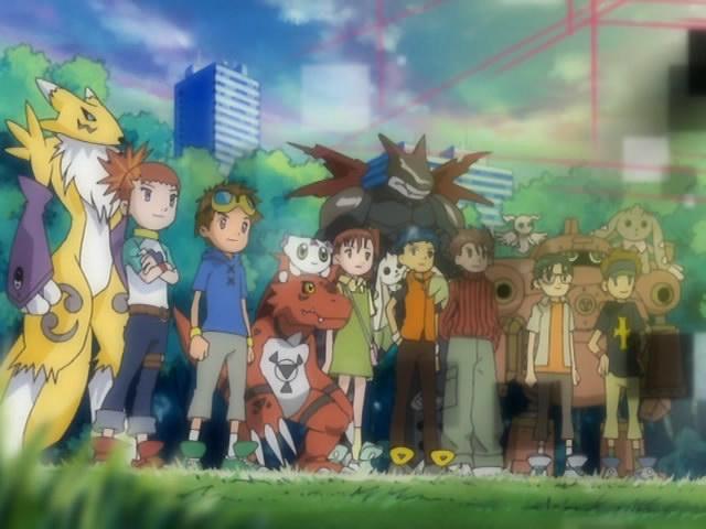 Watch Digimon Episodes Online