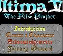 C64-Port of Ultima VI