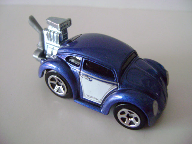 Tooned VW Bug - Hot Wheels Wiki