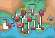 Ciudad Trigal mapa
