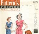 Butterick 6876