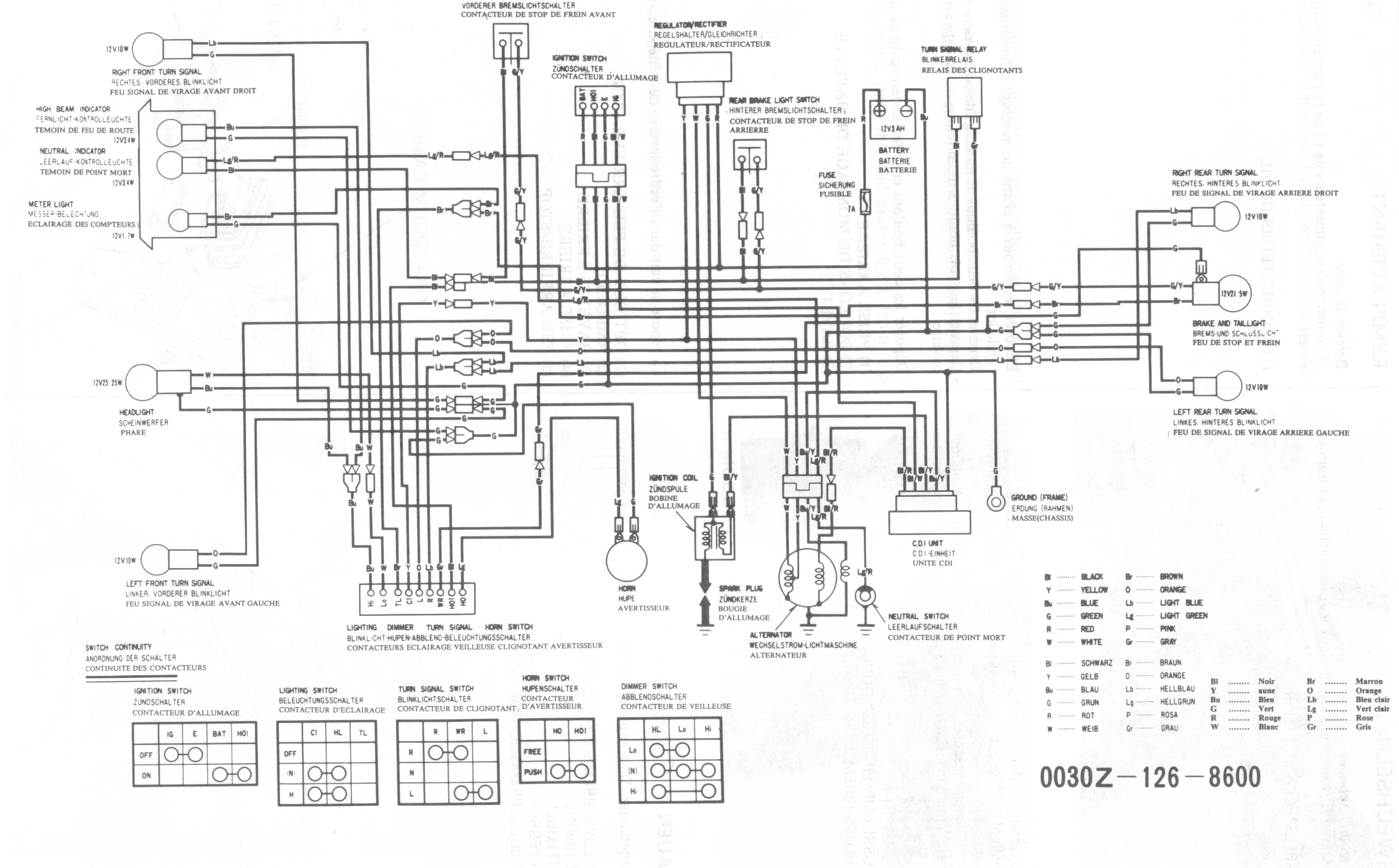 elektrik  u2013 honda dax wiki