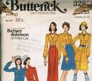 Butterick 3286 A