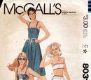 McCall's 8031 A