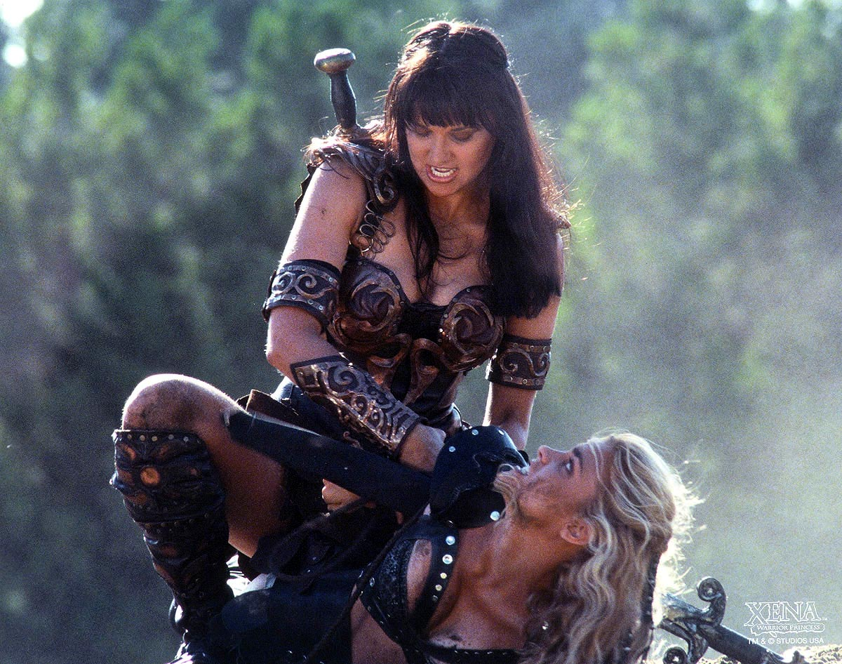 Xena warrior lesbian adult pics