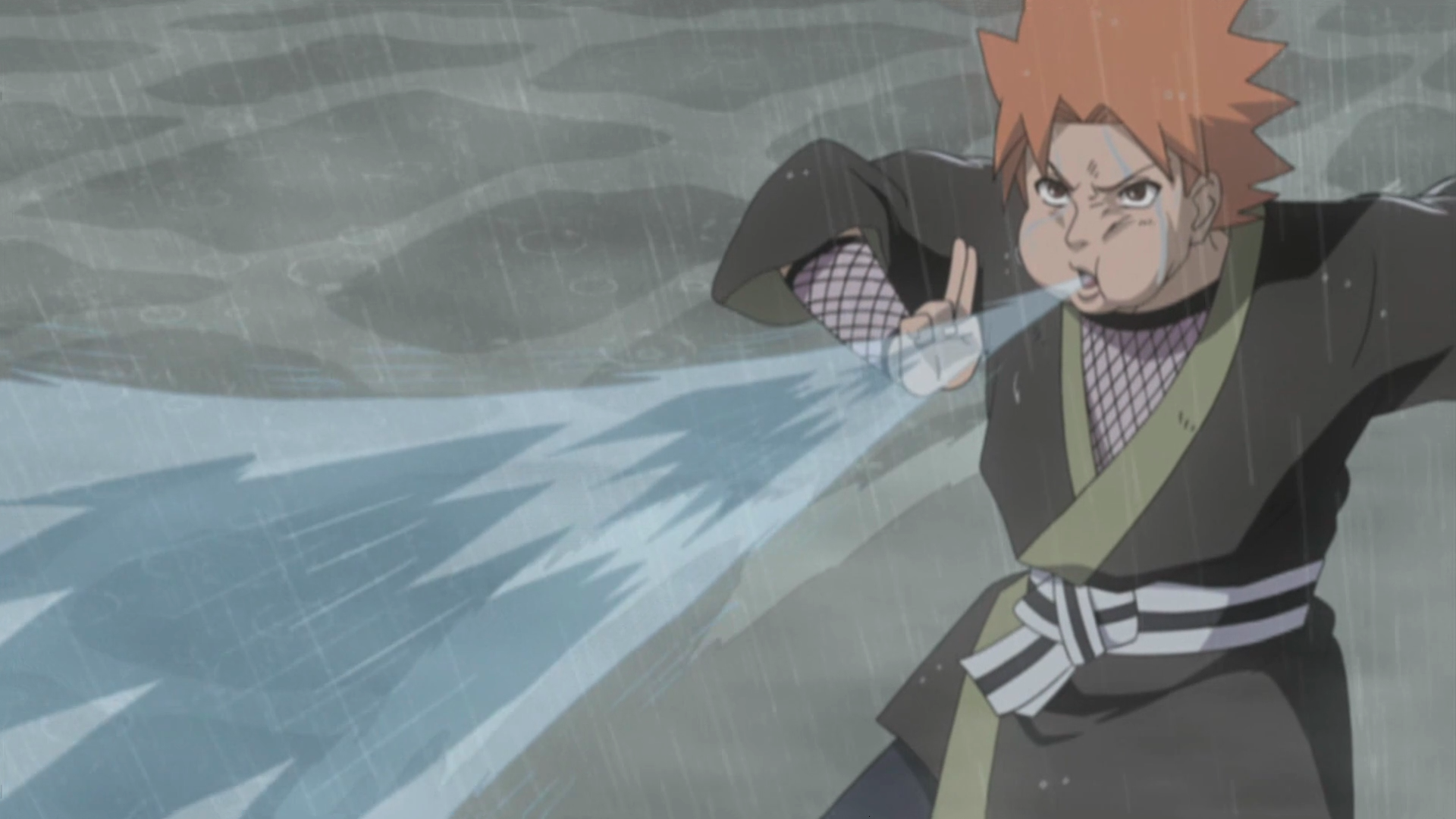 (IC) The Life of a Shinobi (Chapter 2: The Chunin Exams Preliminary Round) - Page 3 Violent_Water_Wave