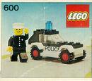 600 Police Car