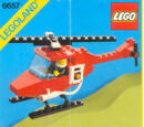 6657 Fire Patrol Copter