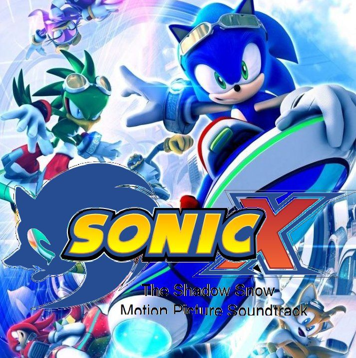 sonic x the shadow snow soundtrack ceauntay gordens