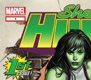She-Hulk Vol 1 1