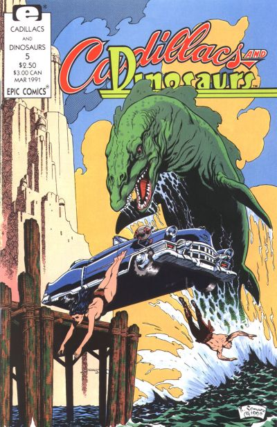 cadillacs and dinosaurs vol 1 5 marvel comics database. Cars Review. Best American Auto & Cars Review