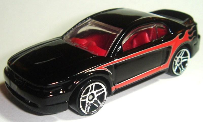 Hot Wheels 99 Mustang Series 1999 Racing American Style