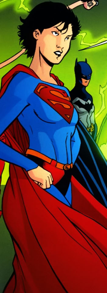 Superwoman Earth 11 Dc Comics Database