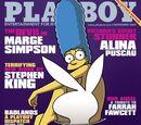 "Marge será capa da ""Playboy"" americana"