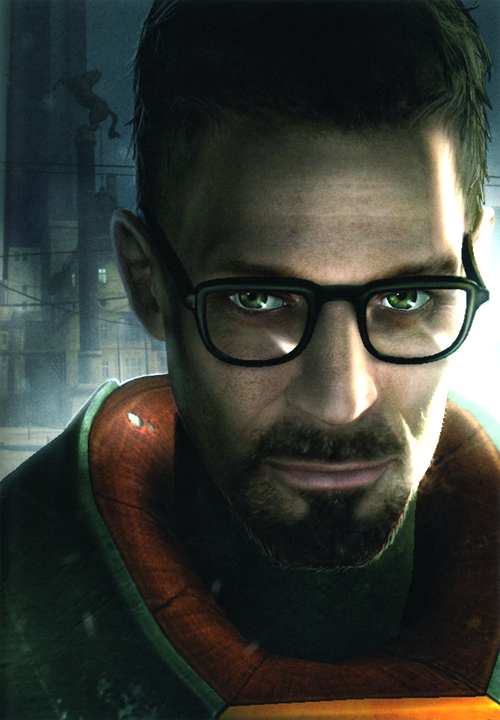 gordon freeman half life - photo #21