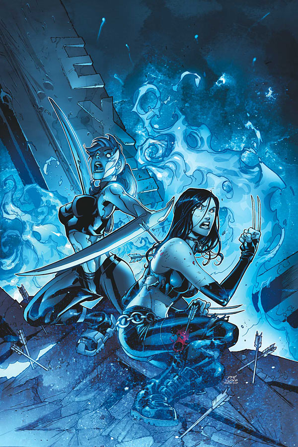 Laura Kinney (Earth-616) - Marvel Comics Database X 23 Marvel