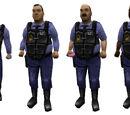Black Mesa personnel