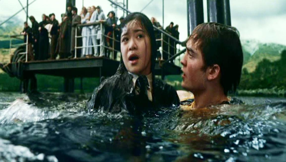 Harry Potter And The Goblet Of Fire Cedric Diggory Death Scene FileCedric Diggory saving Cho