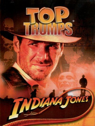 Top Trumps: Indiana Jones - Indiana Jones Wiki - Raiders ...