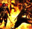 Dark Dragon Blade Incident