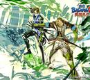 Sengoku Basara 2: Heroes Wallpaper