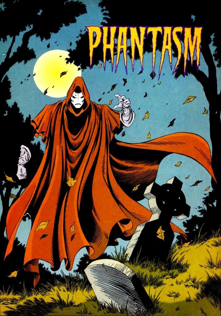 Phantasm Ii New Earth Dc Comics Database