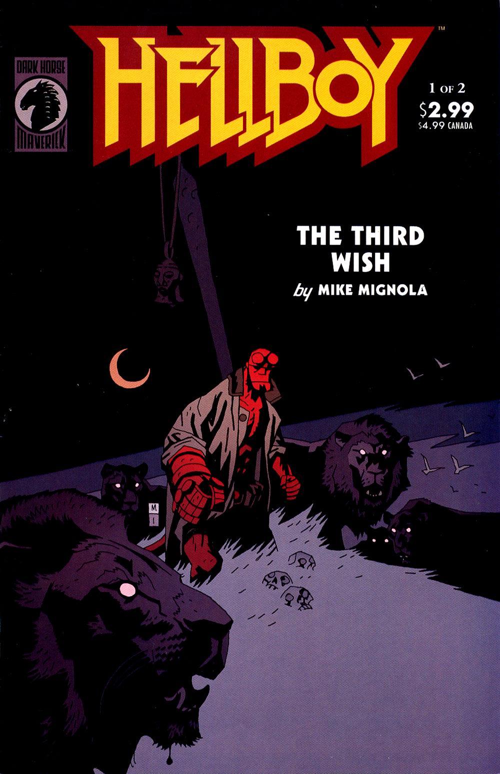 The Third Wish - Hellboy Wiki