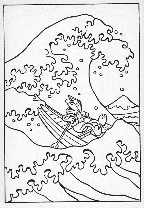 Hokusai Muppet Wiki