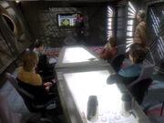 Sisko stellt die Defiant vor