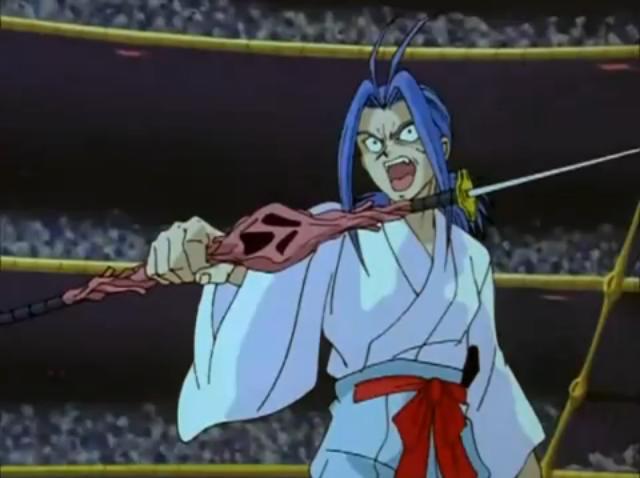 Shishiwakamaru - YuYu Hakusho Wiki - Your guide about YuYu ...