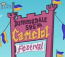 Dimmsdale 595th Camelot Festival