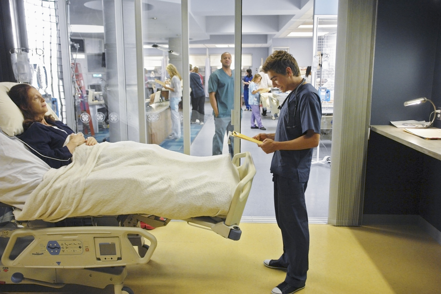 New Sacred Heart Hospital - Scrubs Wiki
