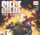 Siege: The Cabal Vol 1 1