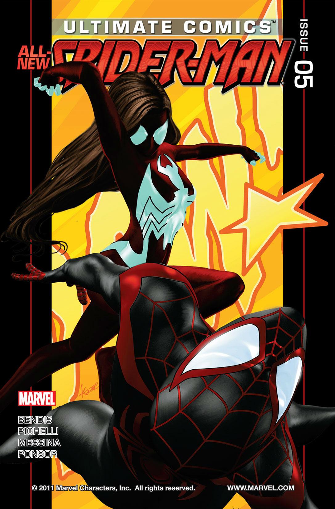 Ultimate comics spider man vol 1 5 marvel comics database - Marvel spiderman comics pdf ...