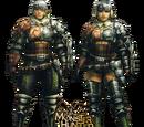 Hunter's Armor (Gunner)(MH3)