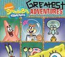 SpongeBob Adventures DVD