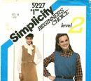 Simplicity 5227 A