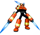 Mega Man Battle Network 4 NetNavi Images