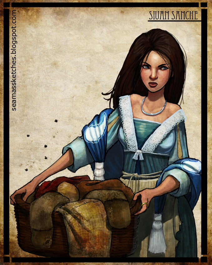Siuan Sanche A Wheel Of Time Wiki