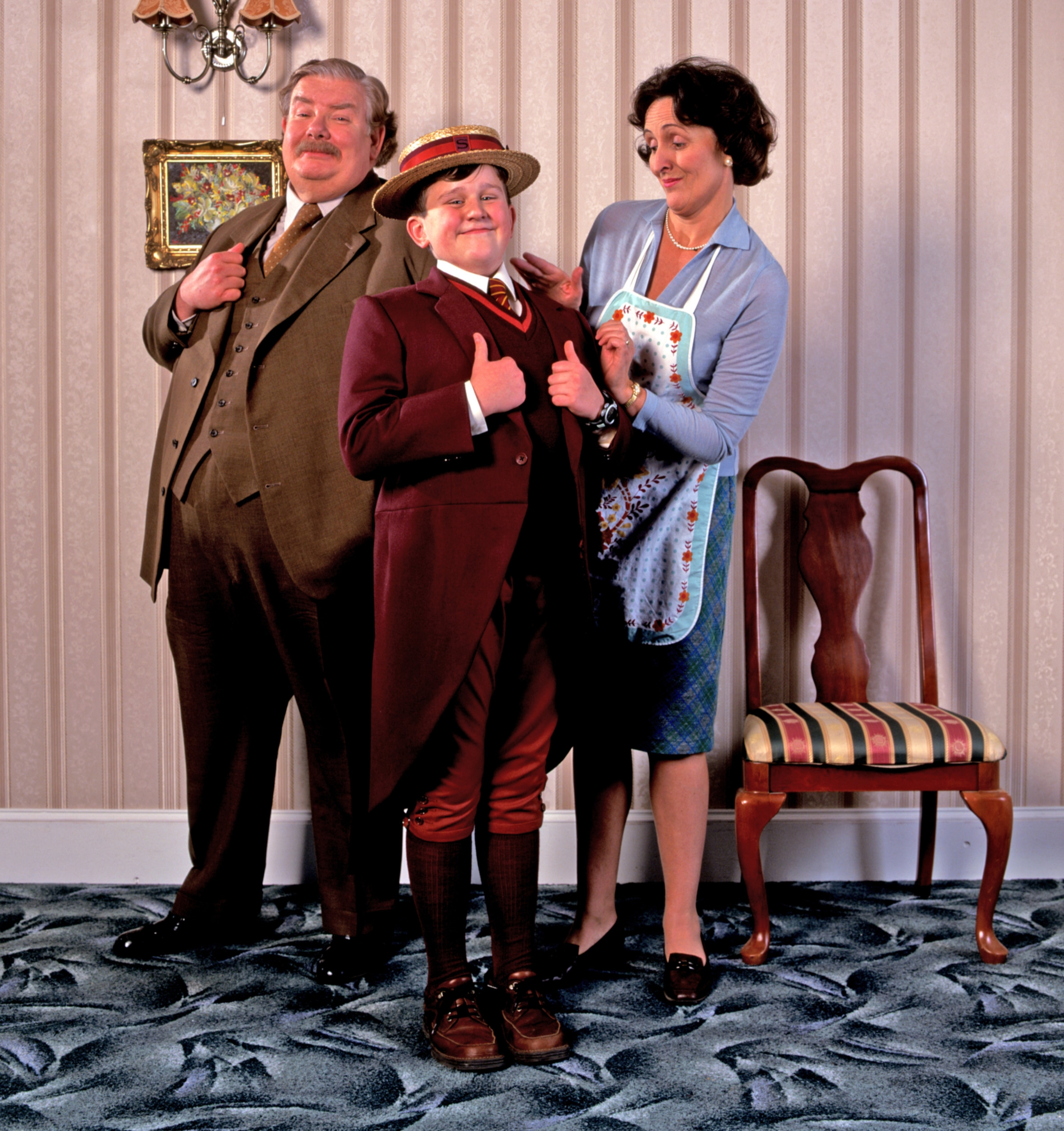 Vernon Dursley Harry Potter Wiki