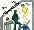 Simplicity 5473 A