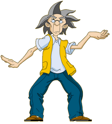 Uncle - Jackie Chan Adventures Wiki